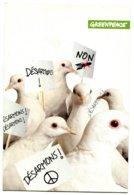 CPM GREENPEACE Désarmons ! ( Colombes ) - Politiek