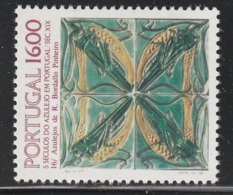 PORTUGAL - N°1622 ** (1984) AZULEJO  (XVI) - 1910-... Republic