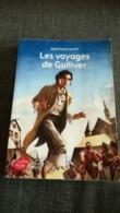 LES VOYAGES DE GULLIVER Jonathan Swift  Le Livre De Poche Texte Abrégé - Boeken, Tijdschriften, Stripverhalen