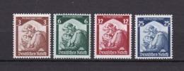 Deutsches Reich - 1935 - Michel Nr. 565/568 - Postfrisch - 120 Euro - Alemania