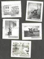 Sc # 3012-16 Canadian Photograpy Set Used 2017 K090 - 1952-.... Règne D'Elizabeth II