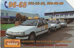 POLONIA. Radio Taxi. 50U. 85. (181) - Polonia