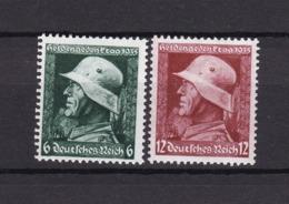 Deutsches Reich - 1935 - Michel Nr. 569/570- Postfrisch - 20 Euro - Deutschland