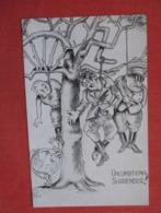 US Propaganda  ---  Unconditional Surrender       Ref 3608 - Guerra 1939-45