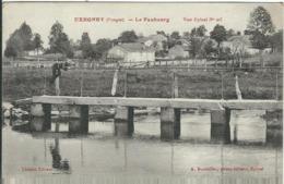 Vosges: Uxegney, Le Faubourg - France