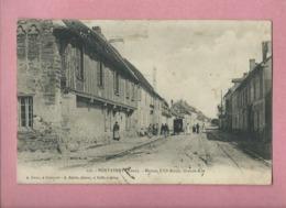 CPA - Pontavert  -(Aisne ) - Maison XVIe Siècle , Grande Rue - Autres Communes