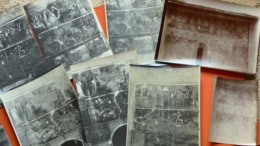 GIAGLIONE & JOUVENCEAU (Val Di Susa-Torino) Photos Peintures Chapelles + Dessins-relevés + Notes Historiques. - Lieux