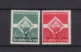 Deutsches Reich - 1935 - Michel Nr. 571/572- Postfrisch - 25 Euro - Deutschland