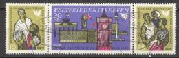 DDR 1478/80 Dreierstreifen O Tagesstempel - DDR