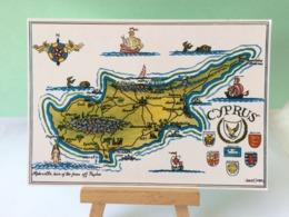 Europe > Chypre, L'ile De Vénus - Non Circulé - Chypre