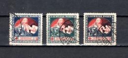 Letonia   1920  .-   Y&T  Nº   56/58 - Letonia