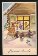 DONALD DUCK  BONNE ANNEE - Disney