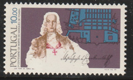 PORTUGAL - N°1560 ** (1982) Marquis De Pombal - 1910-... Republic