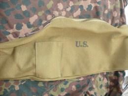 Housse De Carabine USM1 M2 ( US M1 Cover ERMA WERKE USA WW2 MILITARIA JEEP DODGE - Armes Neutralisées