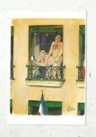 Cp,illustrateur Signée TETSU , Coquine ,humour ,les Grands Humoristes,tirage1000 Ex.,  Vierge - Autres Illustrateurs