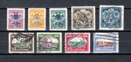 Letonia   1923-28  .-   Y&T  Nº   106/108-109/110-137/140 - Letonia