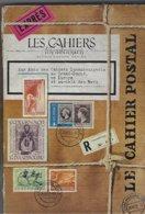 Le Cahier Postal  Luxembourgeois (superbe Livre à Restaurer) - Fachliteratur