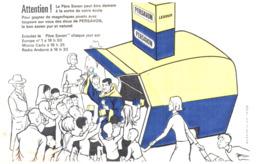 S P/ Buvard Savon Persavon (N=3) - Buvards, Protège-cahiers Illustrés
