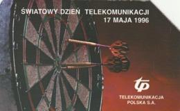 POLONIA. World Telecommunication Day. 50U. 112. (186) - Polonia