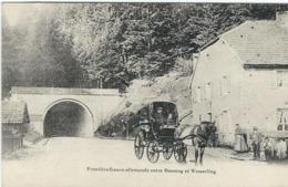Vosges: Bussang, (Environs) Frontière Franco-Allemande - Bussang