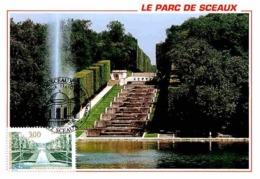 YT 3109 - Domaine De Sceaux - Carte Maximum 1997 - Cartas Máxima