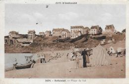 35)  ROTHENEUF  - Plage Du Val - Rotheneuf