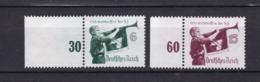 Deutsches Reich - 1935 - Michel Nr. 584/585 - SR - Postfrisch - 40 Euro - Alemania