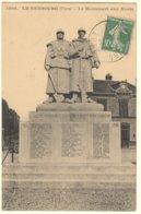 LE NEUBOURG (27)  LE MONUMENT AUX MORTS - Le Neubourg