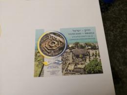 VATICAN 2019, 25 ANNIVERSARY RELATIONS VATICAN-ISRAEL MNH** - Vaticano