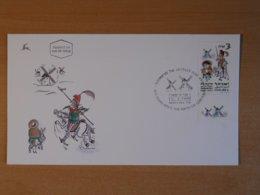Fdc, Mill, Don Quixotte, Cervantes - FDC