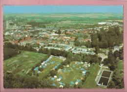 CPSM Grand Format -   Corbie - (Somme) - Le Terrain De Camping - Corbie