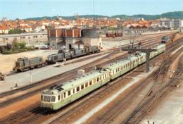 Train RGP2 X-2719 Quittant PERIGUEUX Pour Bordeaux - SNCF - Photo Jean-Louis Poggi - Périgueux