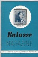 Balasse Magazine N° 169 (1966) - Français (àpd. 1941)