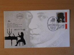 Fdc, Mozart - FDC