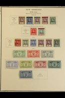 BRIT. COMMONWEALTH - GOOD QUALITY EARLY TO MODERN Includes Collections Of Fiji, Gibraltar, Gilbert & Ellice Is, Ionian I - Timbres