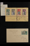 BRITISH COMMONWEALTH - 1935 SILVER JUBILEE COVERS COLLECTION An Impressive, Virtually ALL DIFFERENT Collection Of Silver - Timbres