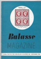 Balasse Magazine N° 168 (1966) - Français (àpd. 1941)