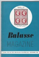 Balasse Magazine N° 168 (1966) - Frans (vanaf 1941)