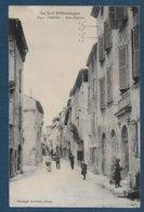 FIGEAC - Rue D' Anjou - Figeac