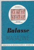 Balasse Magazine N° 167 (1966) - Français (àpd. 1941)