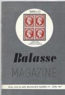 Balasse Magazine N° 171 (1967) - Français (àpd. 1941)