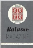 Balasse Magazine N° 171 (1967) - Frans (vanaf 1941)