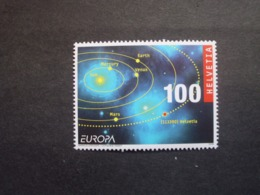 Schweiz      Astronomie   Europa Cept    2009  ** - Europa-CEPT