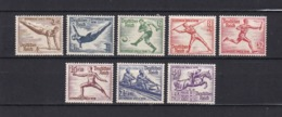 Deutsches Reich - 1936 - Michel Nr. 609/616 - Postfrisch - 140 Euro - Germany