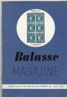 Balasse Magazine N° 183 (1969) - Français (àpd. 1941)