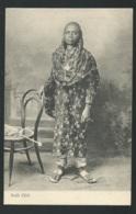 Arab Girl   - Issued By D.V. Figueira ,  Monbasa , E.F.A.  - OBE34 02 - Kenia