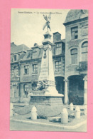 C.P. Saint-Ghislain  = Monument  1914-1918 - Saint-Ghislain