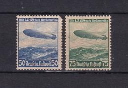 Deutsches Reich - 1936 - Michel Nr. 606/607 - Ungebr. - 50 Euro - Deutschland