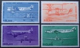 2071 - 1984/1987 - POSTE AERIENNE - SERIE COMPLETE - N°57 à 60 NEUFS** - Poste Aérienne