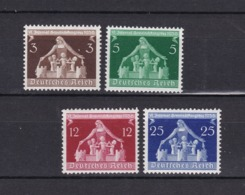 Deutsches Reich - 1936 - Michel Nr. 617/620 - Postfrisch - 20 Euro - Alemania